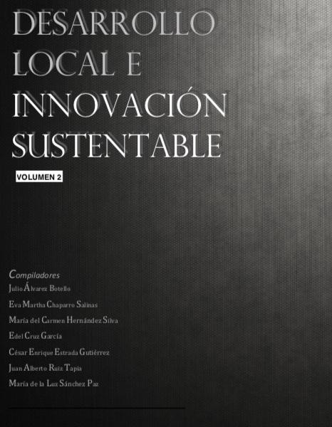 LIBRO: Desarrollo Local e Innovación Sustentable 2017